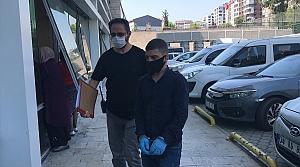 Tartıştığı kız kardeşini darbederek silahla yaralayan kişi tutuklandı