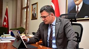 """Tokat Valisi Ozan Balcı, AA'nın """"Yılın Fotoğrafları"""" oylamasına katıldı"""