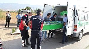 Tokat'ta otomobil park halindeki tıra çarptı: 2 ölü, 2 yaralı