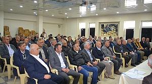 Tosya'da muhtarlar toplantısı düzenlendi