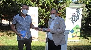 Üreticilere 200 Giresun ekotipi ana arı dağıtıldı