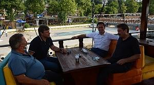 """Yılport Samsunspor Teknik Direktörü Sağlam: """"Hedefimiz Süper Lig"""""""
