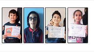 Zonguldaklı öğrenciler uluslararası matematik yarışmasında dünya birincisi oldu