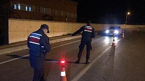 Zonguldak'ta ilçeler arası geçiş kısıtlaması sona erdi