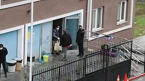 Zonguldak'ta karantina süresi dolan 49 tır şoförü yurttan ayrıldı