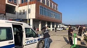 Zonguldak'ta silahlı kavgada iki güvenlik görevlisi yaralandı