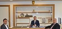 AK Parti Teşkilatından Başkan Özdemir'e...