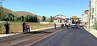 Bayburt'ta asfalt çalışmaları devam...