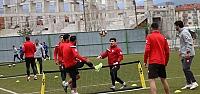 Boluspor play-off iddiasını sürdürmek...