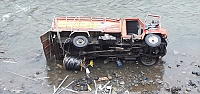 Giresun'da kamyonet dereye devrildi: 1 ölü,...