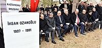 İhsan Ozanoğlu'nun ölümünün 36. yılı