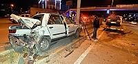 Karabük'te trafik kazası: 1 ölü 5 yaralı