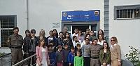 Özel çocuklar Jandarma'yı ziyaret etti