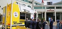 PTT Mobil Hizmet Aracı Artvin'de hizmete...