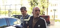 Samsun'da 17,5 yıl hapis cezası bulunan...