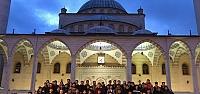 Samsun'da gençler sabah namazında buluştu