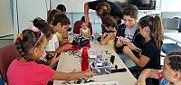 Sinop'ta Temel Robot Yapımı ve...