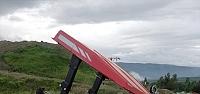 Tosya'da traktör ile kamyon çarpıştı:...