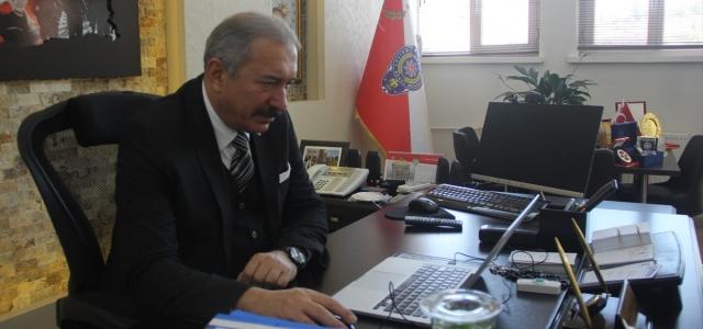 """Tokat Emniyet Müdürü Topaloğlu, AA'nın """"Yılın Fotoğrafları"""" oylamasına katıldı"""