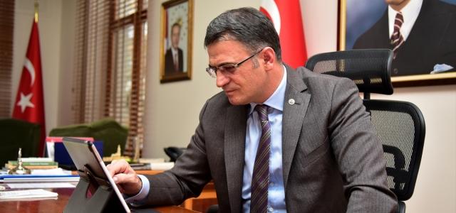 Tokat Valisi Ozan Balcı, AA'nın