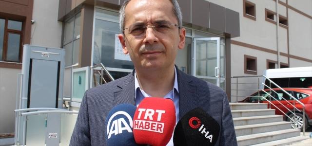 Tosya'da Yükseköğretim Kurumları Sınavı'na bin 22 öğrenci katıldı