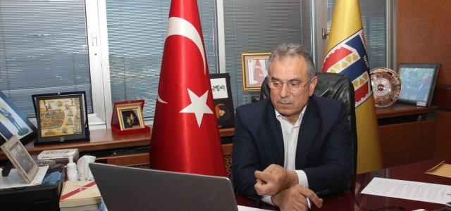 TTB Yönetim Kurulu Başkanı Ergan, fındık ihracatının desteklenmesini istedi
