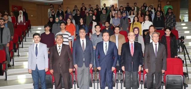 """""""Türk Dünyasında İşbirliği-10. yılında Türk Keneşi"""" konferansı"""