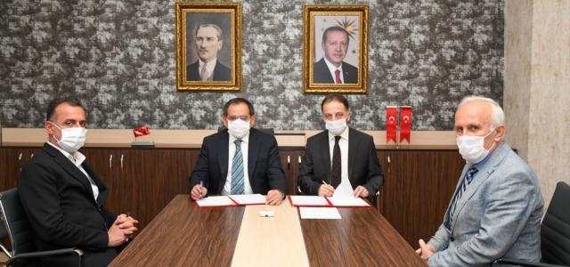 Türkiye'nin en büyük ikinci kütüphanesi Samsun'a yapılıyor