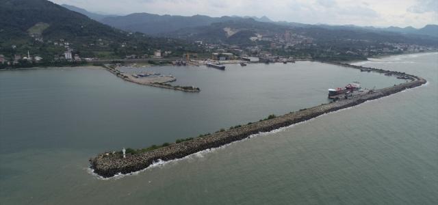 Ünye Port'un proje ihalesi yapıldı