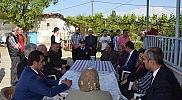 Sinop Valisi Çetinkaya'dan taziye ziyareti