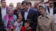 Eski Başbakan Davutoğlu Bolu'da