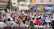 Şenpazar Belediyesi 700 kişiye iftar verdi