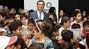Samsun'da sığınmacı çocuklar için Türkçe eğitimi