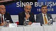 Kalkınma Bakanı Elvan Sinop'ta