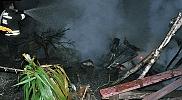Zonguldak'ta at çiftliğinde yangın