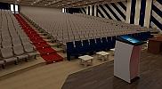 BEÜ'ye yeni konferans salonu