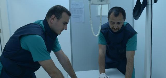 Yaban hayvanları rehabilitasyon merkezinde tedavi ediliyorlar