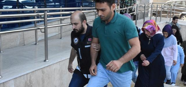 Zonguldak merkezli 4 ildeki FETÖ/PDY operasyonu