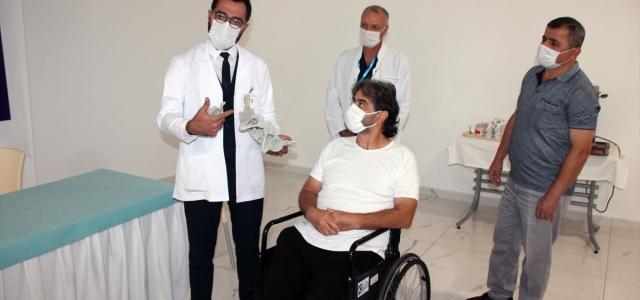 Zonguldak'ta 47 yaşındaki hasta, kalçasına takılan yerli üretim protezle sağlığına kavuştu
