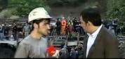 Fatih Portakal'a canlı yayında protesto