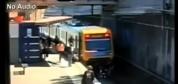 Tren İstasyonunda Korku Dolu Anlar