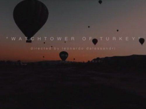 20 Günde 3500 Km gezen İtalyan yönetmenin kamerasından Türkiye