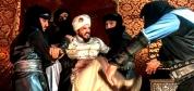 Şehzade Mustafa'nın öldürülme sahnesi